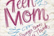 TEEN MOM STREET TEAM / Help teen moms