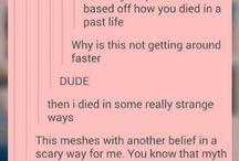 Interesting Theories