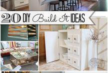 diy build it ideas