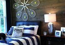 Tennis bedrooms