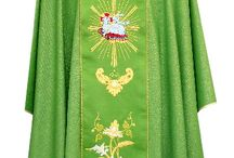 Vestments / Priest Vestments. Made in Italy