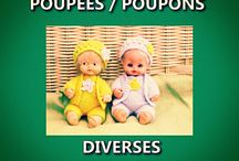 POUPEES/POUPONS DIVERSES (my collect') / ©LauryRow. / https://www.facebook.com/pg/Disneycollecbell%20/photos/?tab=album&album_id=985872668161090