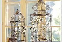 Decorative cages