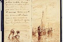 Sketchbook y libros de artista