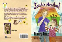Zombie Meatloaf / Meet Jubi! She is on a quest to find out if there is such a thing as zombies. Everyone she meets has an opinion. Then she discovers that good nutrition can be the key to having a healthy life style.