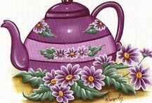 pasta flores pasta lilás