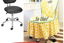 Sewing room/Office / by Debra Roland