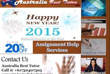 Assignment Help with Australia Best Tutor / Australia Best Tutor has been offering #excellent_academic_services to the students who get stuck while solving any academic problem. The portal ensures that best services are given.
