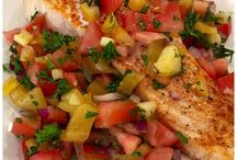 Main Dishes- Fish / These are a catch!