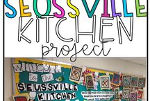 Classroom: Decor / Classroom Decor and Decoration Resources, Activities, and Ideas for Teachers, Educators, and Students in Primary, Upper Elementary and Middle School (Grades K-8)