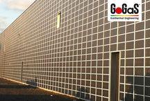 Solar Luftsystem / LUBI Wall: Preisgekrönter Star der Wärmeeffizienz  Das Solar-Luftsystem LUBI Wall wandelt Sonnenenergie über das Medium Luft in Wärme um. LUBI Wall verfügt über einen 80 %igen Wirkungsgrad und somit über einen der höchsten Wirkungsgrade, der je für ein Solar-Luftsystem gemessen wurde. Das Solar-Luftsystem LUBI Wall ist mit dem AHR Expo Award im Januar 2012 ausgezeichnet worden.