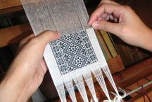 Needleweaving