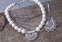 Bracelet / Lacy bracelet