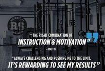 RaceStart Training, the gym