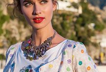 EAN13 Spring/Summer Collection 2015 / EAN13 Spring-Summer Collection 2015. #outfit #chic #elegant #summer #swarovsky