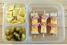 Preschool lunches/toddler food
