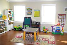 Madison and Noah's playroom