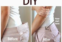 Making trousers fit