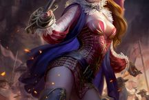 Fantasy : People : Musketeer : Female