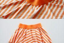 スカート DIY