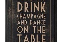 Drinking Allowed / by Edwina Bustamante