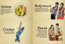 India ABC / This month: India. Contributing writer Monica Bhide takes us through the ABCs of Indian tastes, best-loved favorites and cultural touchstones, with illustrations by Drew Gilbert: http://bit.ly/1KX953V