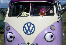 gotta luv the VW / by Terry Davis Ramirez
