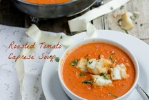 Food - Soup! Soup! Soup! / by Mary Jo Spinelli
