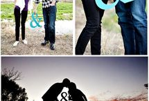 Engagement Picture Ideas / by Court Davis