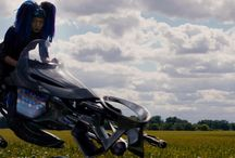 Cine / Reseñas de películas 'geek: ciencia ficción, animación, superhéroes, etc.  / by CNET Español