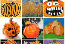 autunno / lavoretti per bambini