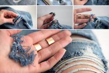 DIY Clothes ideas