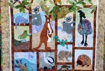 Aussie quilts / Say g'day to these quilt ideas with all things Aussie