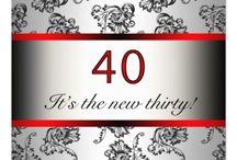 Nat's 40th