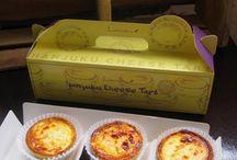 Cheese tarts sweet savory