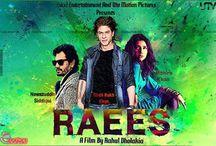Raees Teaser Shah Rukh Khan EID 2016 English & French subtitles
