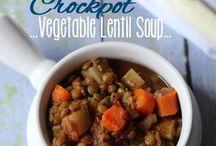 Crock Pot Recipes / by Meleny Peña