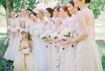 Perfect Bride's Maids / by Les Filles du Sud