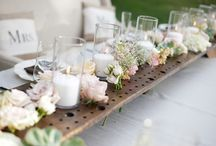 Wedding: Bridal Table / by Sincerely Fiona