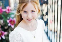 Little Bevan- Holy Communion Dresses / An angelic collection for the special moment in a girl's life.
