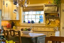 French Country Style / by Sherri Fenton