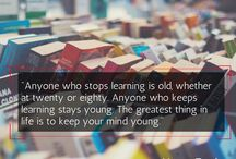 Quote of the Day / Citate despre educatie, oameni, afacere si puterea de a merge mai departe Citate ce ne inspira zi de zi!