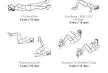 workout / sport programme