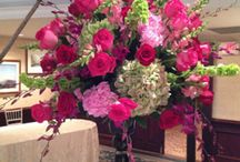 Floral Decor / Examples of beautiful and elegant #floral #decor for your next #event #celebration provided by us here at @LighterThanAirEvents