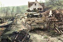 M4 Sherman's