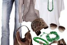 Fashion! / I wish I could get dressed in my Pinterest closet every morning!! / by Anne Martin