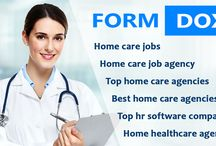 Home care job agency