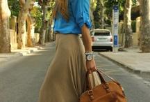 Fav fashions / Fashion that interests me