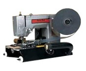 Carpet Binding / Carpet binding machines, ribbon, and other accessories.