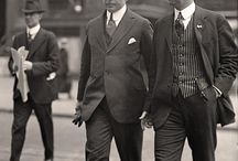 men fashion 1910s